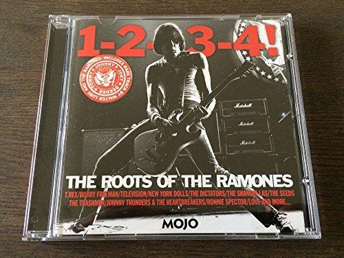 1-2-3-4! The Roots of the Ramones - Mojo Magazine CD