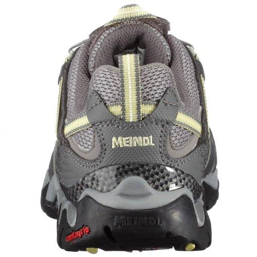 Meindl Stride Lady XCR 680093 Damen Sportschuhe - Outdoor Grau/grau/lemon