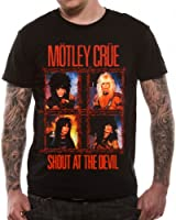 Loud Distribution Motley Crue - Shout Wire Men's T-Shirt