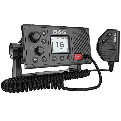 B&G B& G V20 VHF Fixed Mount Marine Radio w/DSC Dsc Fixed Mount Vhf Radio