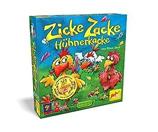 Zoch 601121800 Zicke Zacke Hühnerkacke, Kinderspiel des Jahres 1998 (B00243TH50) | Amazon Products