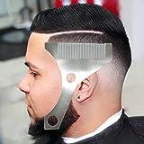 sunwaly estilo barba y barba Shaping Tool (forro de pelo/moldeador/borde/borde)