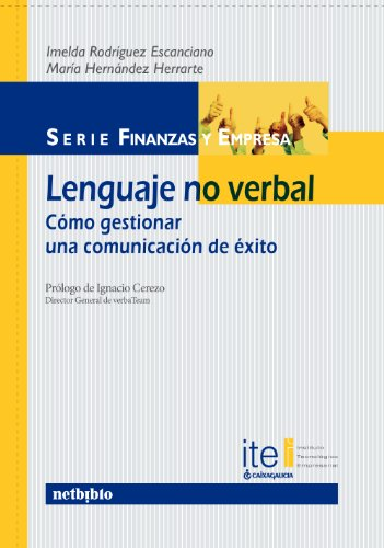Descargar Libro Lenguaje No Verbal (Empresa Y Finanzas) de Imelda Rodríguez Escanciano