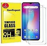 CaseExpert 2 Pack - UMIDIGI Power Tempered Glass, Tempered