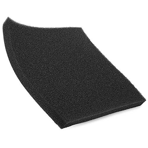 HMOCNV - Esponja para acuario, filtro de algodón bioquímico, 50 x 50 x 2,5 cm