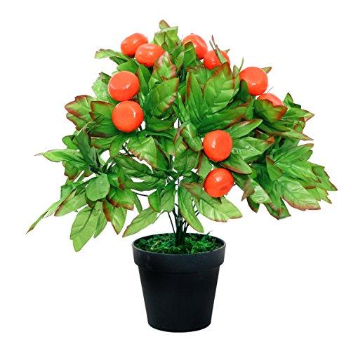 künstlicher Bonsai Orangenbaum 40 cm
