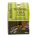 Govinda Mandel-Chia-Kräcker, 1er Pack (1 x 100 g)