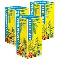 Dzherelo Phyto Konzentrat - Pack von 3-21 Tage Kurs - Natürliche Pflanzenextrakte - Natürliche Pflanzenextrakte... preisvergleich bei billige-tabletten.eu