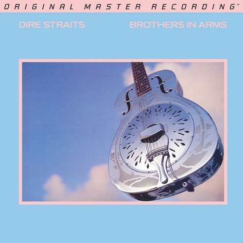 Brothers in Arms [Vinyl LP] gebraucht kaufen  Wird an jeden Ort in Deutschland