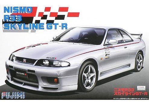 ID157 1/24 Nismo R33 Skyline GT-R for sale  Delivered anywhere in UK