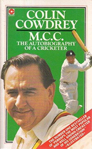 M. C. C.: Autobiography of a Cricketer (Coronet Books) por Colin Cowdrey