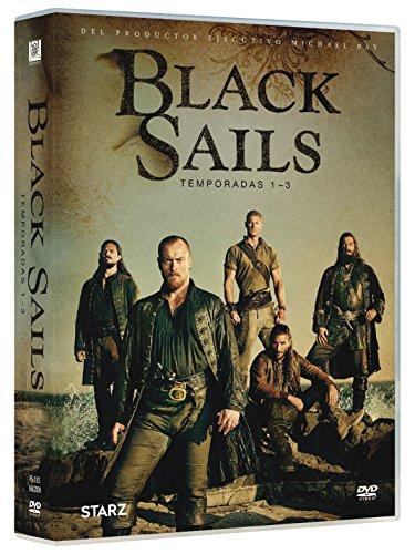 Black Sails Temporadas 1-3 [DVD]