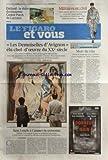 FIGARO ET VOUS (LE) [No 20457] du 11/05/2010 - KEN LOACH A CANNES IN EXTREMIS -LES DEMOISELLES D'AVIGNON ELU CHEF-D'OEUVRE DU 20EME SIECLE - MORT DE RIRE / TEXTES DE DESPROGES PAR CHRISTIAN GONON THEATRE DU VIEUX-COLOMBIER PAR DE SAINT-VINCENT -LA VISITE  Livre Pdf/ePub eBook