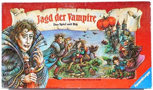 RAVENSBURGER Jagd der Vampire. Das Spiel mit Biss