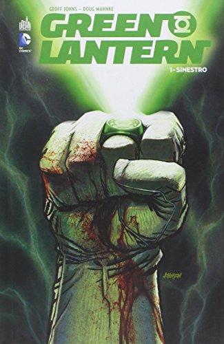 Green Lantern tome 1 : Sinestro