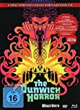 DVD Cover 'The Dunwich Horror - 4-Disc Limited Collector's Edition Nr.18 (Blu-ray + DVD + 2 Audio CDs) -  Limitiertes Mediabook auf 333 Stück, Cover C