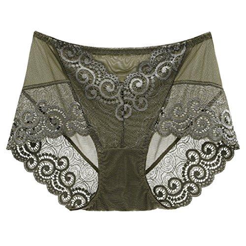 Frau Reizvolle Wäsche Schnürt Transparent Versuchung Taille Keine Spur Tulle Erwähnen Hip Mädchen Triangular Unterwäsche A8