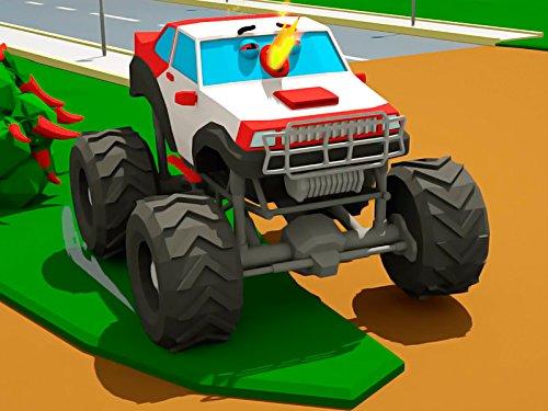 Neugieriger Monster Truck (Monster Truck Prime)