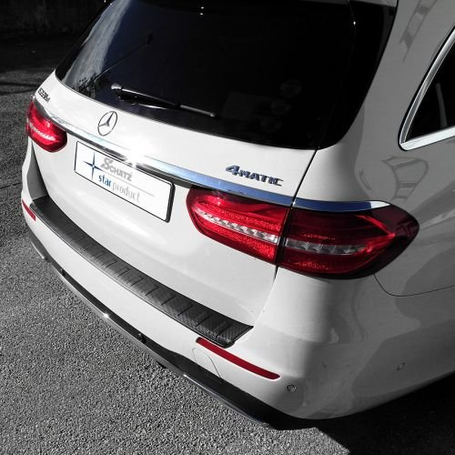 Schätz ® Premium Ladekantenschutz Carbon-Design für E-Klasse T-Modell S213 ab Bj, 2016