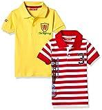 #8: Cloth Theory Boys' T-Shirt (Pack of 2)