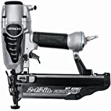 Hitachi Nt65M2S 16Gauge Finish Nailer with Integrated Air Duster 212Inch S