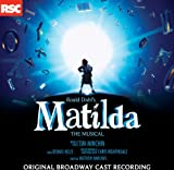 Matilda:the Musical Us Version [Import allemand] - Best Reviews Guide