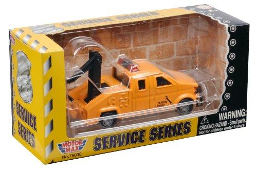 Richmond Toys Service Fahrzeug Druckguss Breakdown Truck Modell mit beweglichen Teilen (Motor Max-die Cast-autos)