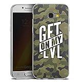 Samsung Galaxy A5 (2017) Slim Case Silikon Hülle Schutzhülle Montanablack Fanartikel Merchandise...