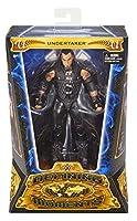 Wwe Elite Collector Defining Moments Undertaker Action Figure - Catturare l' azione esplosiva dramma e indimenticabile della WWE - Il primo rilascio di una Superstar scala momento Ultimate Warrior figura da Mattel. - Dotato di articolazione deluxe, I...