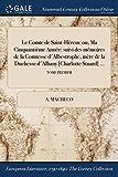 le comte de saint herem ou ma cinquantieme annee suivi des memoires de la comtesse d albestrophe mere de la duchesse d albany charlotte stuard ; tome premier