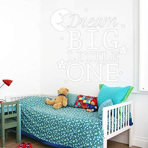 Beauty Vinyl Wandaufkleber Wohnkultur Stikers Nursery Room Decor Wandkunst Aufkleber weiß 30cm x 32cm