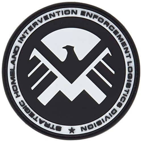 Marvel Team-MAIL Escudo Eagle Águila Airsoft PVC