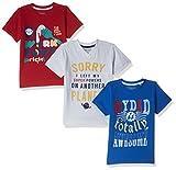 #3: Cherokee Boys' T-Shirt (Pack of 3)