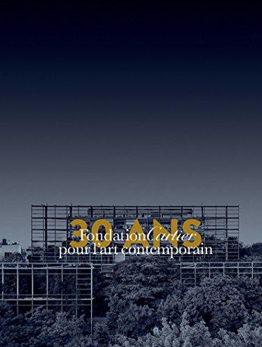 Fondation Cartier Trente ans pour l'art contemporain - Volume 1 par Alain Dominique Perrin, Jean Nouvel, Herve Chandes, Franco Cologni