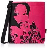 #10: Kanvas Katha Women's Sling Bag (Pink)(KKS005PK)