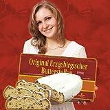 Original Erzgebirgischer Butterstollen 750 Gramm Erzgebirge
