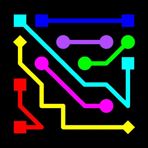 diagonal-flow