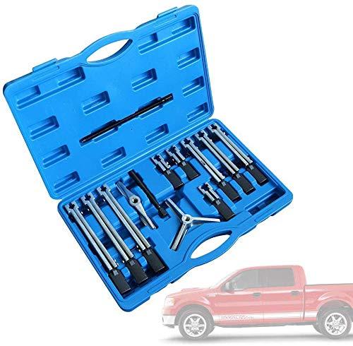 Relaxbx 13 TLG. Universal-Lagerabzieher-Set 2 mit 3 Innen-Außen-Abzieher-Werkzeugen 50-160 mm