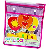 Meadow Kids Counting Bath Stickers