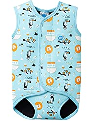 Splash About niños del cuerpo Wrap, Infantil, Body, Noah'S Ark, medium