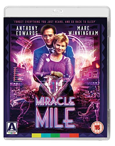 Miracle Mile [Blu-ray] [UK Import]