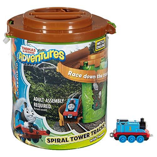 Thomas and Friends. Trackmaster Juguete Tren Thomas y Sus Amigos Locomotora (Trackmaster y Personajes Son elegidos al Azar)