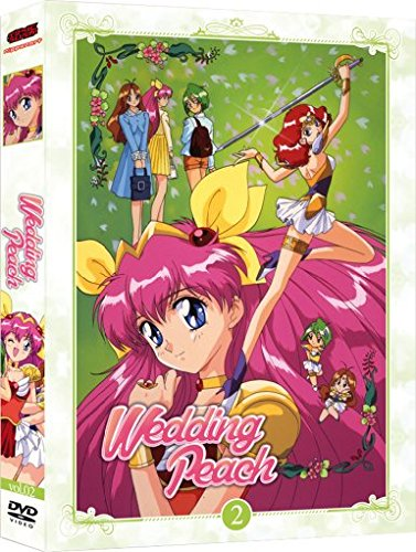 Wedding Peach - DVD Box Vol. 2 [3 DVDs]