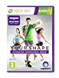 Cheapest Your Shape Fitness Evolved 2012 (Kinect) on Xbox 360