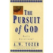 Pursuit of God: Daily Devotional