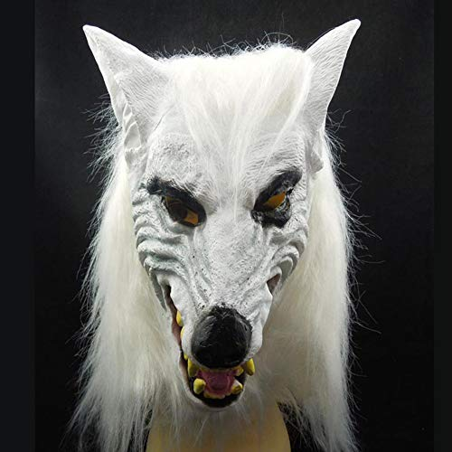 ZX Halloween Maske Terror Teufel Kostüm Party Requisiten -