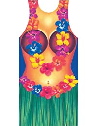 Hula Woman Apron