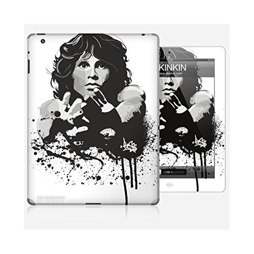 Skin iPhone 5C de chez Skinkin - Design original : Morrison par Besss Skin iPad