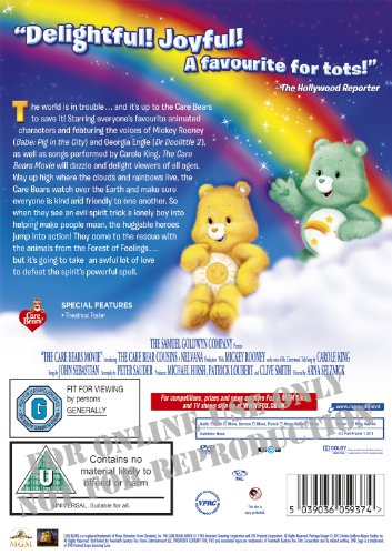 Image of The Care Bears Movie [DVD] [1985]