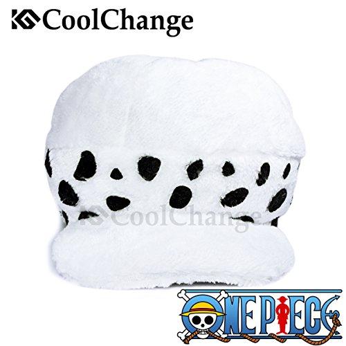 Sombrero de Trafalgar Law de la serie One Piece